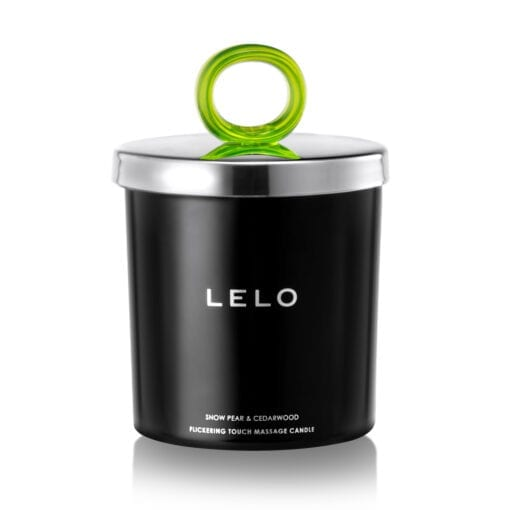 Lelo Snow Pear And Cedarwood Touch Massage Candle